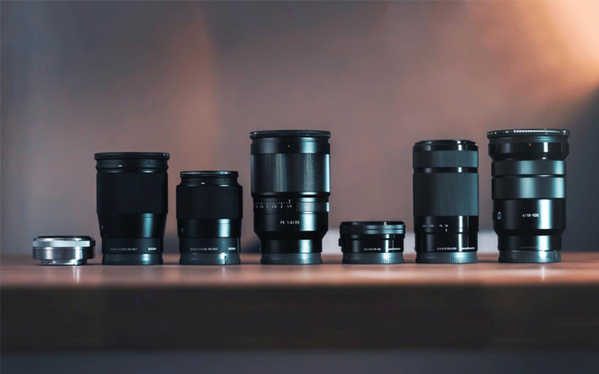 DASAR FOTOGRAFI – Jenis-Jenis Lensa Kamera DSLR #3